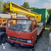Mercedes 808 mit Hubarbeitsbühne truck