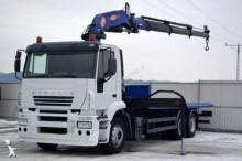 Camión caja abierta Iveco Stralis 310
