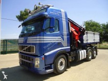 Camión caja abierta Volvo FH13 520