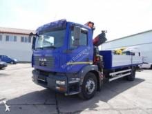Camión caja abierta MAN TGM 18.280