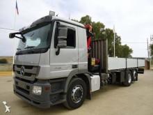 Camión caja abierta Mercedes Actros 2741