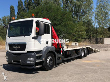MAN TGS 26.320 truck