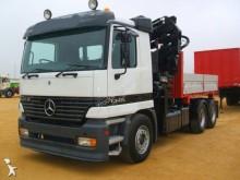 Camión caja abierta Mercedes Actros 2643