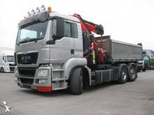 Camión caja abierta MAN TGS 26.540