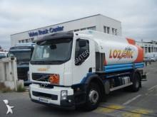 Volvo oil/fuel tanker truck