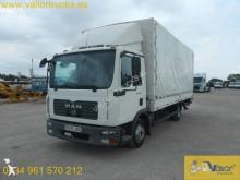 Camión lona corredera (tautliner) MAN TGL 7.150