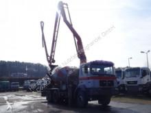 camión MAN 33.343 6x4 SCHWING 21m Mischer + Pumpe