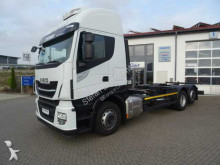 Iveco Stralis AS260SY/FP-CM 6x2 BDF HI-WAY Standklima truck