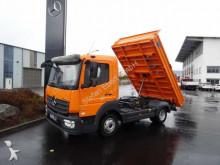 Mercedes Atego 821 K Dreiseitenkipper Klima Standheizung truck