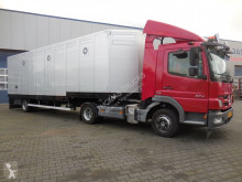 used cattle tractor-trailer