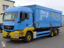 camion MAN TGS 26.440*Euro 5*Retarder*Lift/Lenkachse*Klim