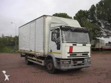 camión furgón Iveco
