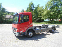 Mercedes Atego 816 BlueTec Blatt-Blatt truck