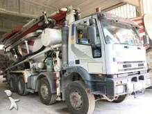 camion pompe à béton Iveco