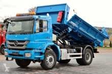 camion Mercedes AXOR 1833 / 2 SIDED TIPPER/ BORTMATIC/ TAIL LIFT