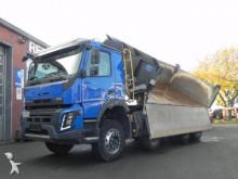 Volvo FMX 460 8x4 4-Achs Kipper Bordmatik, Scheckheft truck