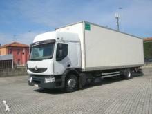Renault plywood box truck