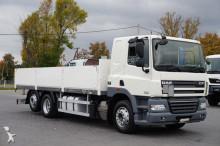 camion DAF CF / 85.460 / EURO 5 / 6 X 2 / SKRZYNIOWY