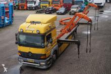 Mercedes Axor /Side loader 4X2/Side loader truck