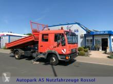 MAN LE 2000 8.220 Kipper 2x AHK Doka truck