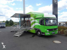 camion Mercedes Atego 818 L 4x2 Promotion-Showtruck 1. Hand