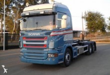 Gancho portacontenedor Scania R 440