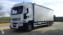 Camión lona corredera (tautliner) Renault Premium 450