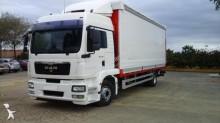 Camión lona corredera (tautliner) MAN TGM 15.290