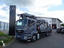 camion MAN TGS 26.360 6x4 Langarmkran 88m/t 48m Höhe+Korb