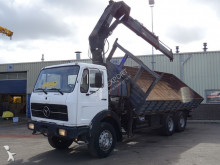 Mercedes 2226 Kipper Hiab 190 Crane V8 ZF Good Condition