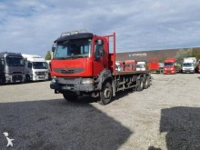 used standard flatbed truck