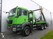 camión MAN TGS33.320 LIFT DUMPER