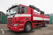Scania P 270 4x2 BL - KRAN HIAB 122D-2PRO Nr.: 410 truck