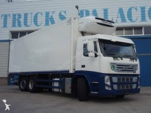 Volvo refrigerated truck