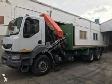 Camión caja abierta Renault Kerax 370