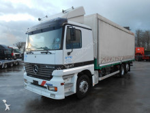 Mercedes 2643 LS Tautliner truck