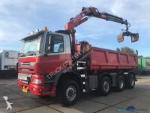 Ginaf X 4345 TSV Kraan-Kipper truck