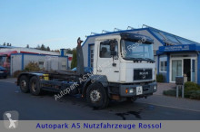 camion MAN 26.343 Abrollkipper Liftachse Tempomat