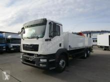 MAN TGM 26.340 L 6x2 Pritsche 6,70 m KRAN Lenkachse truck