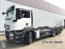 camion MAN TGS 26.360-400 6x2-4 BL 26.360-400 6x2-4 BL, 22x VORHANDEN! Intarder, Lenk- und Liftachse