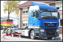 vrachtwagen MAN TGX 26.440 XLX, BDF, ZF-Intarder, Hubschwinge