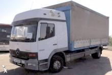 Camión lona corredera (tautliner) Mercedes Atego 1228
