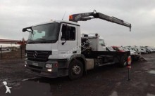 Mercedes Actros 2632 heavy equipment transport