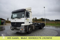 camion Mercedes DB 2640 Actros 6x2/4 Abrollkipper