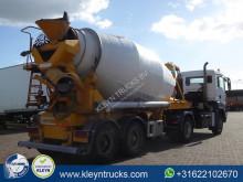 jízdní souprava beton frézovací stroj / míchačka MOL