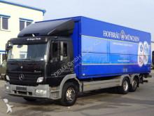 camion plateau brasseur Mercedes