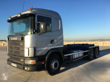 camion Scania L 124 6X4