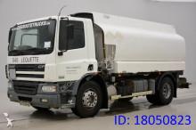 camion cisterna prodotti chimici DAF