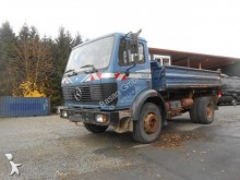 Mercedes construction dump truck