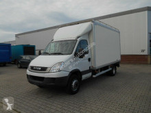 camion Iveco Daily 70C18 Koffer **Anhängerkupplung**